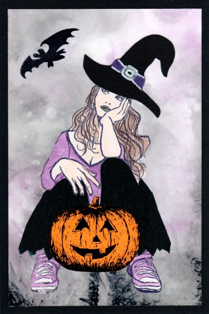 2015-10 Halloween Begleitkarte